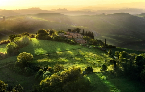 villas for rent in tuscany - via villas